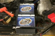 MTX Polaris 170 Dual Batteries