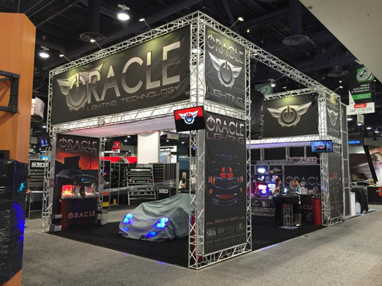 Oracle-booth