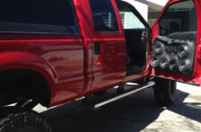 door-speakers-and-truck