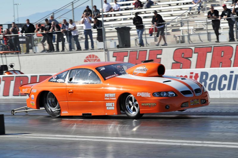 Hairston Racing Sets Pro Street National ET & MPH Record