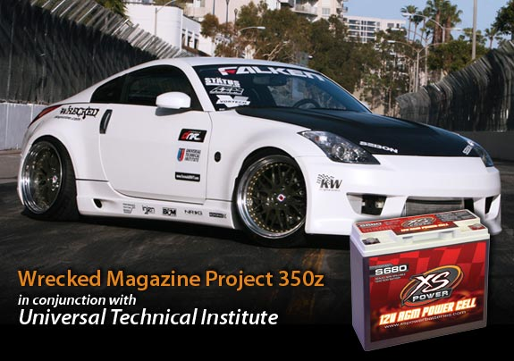 Project 350z